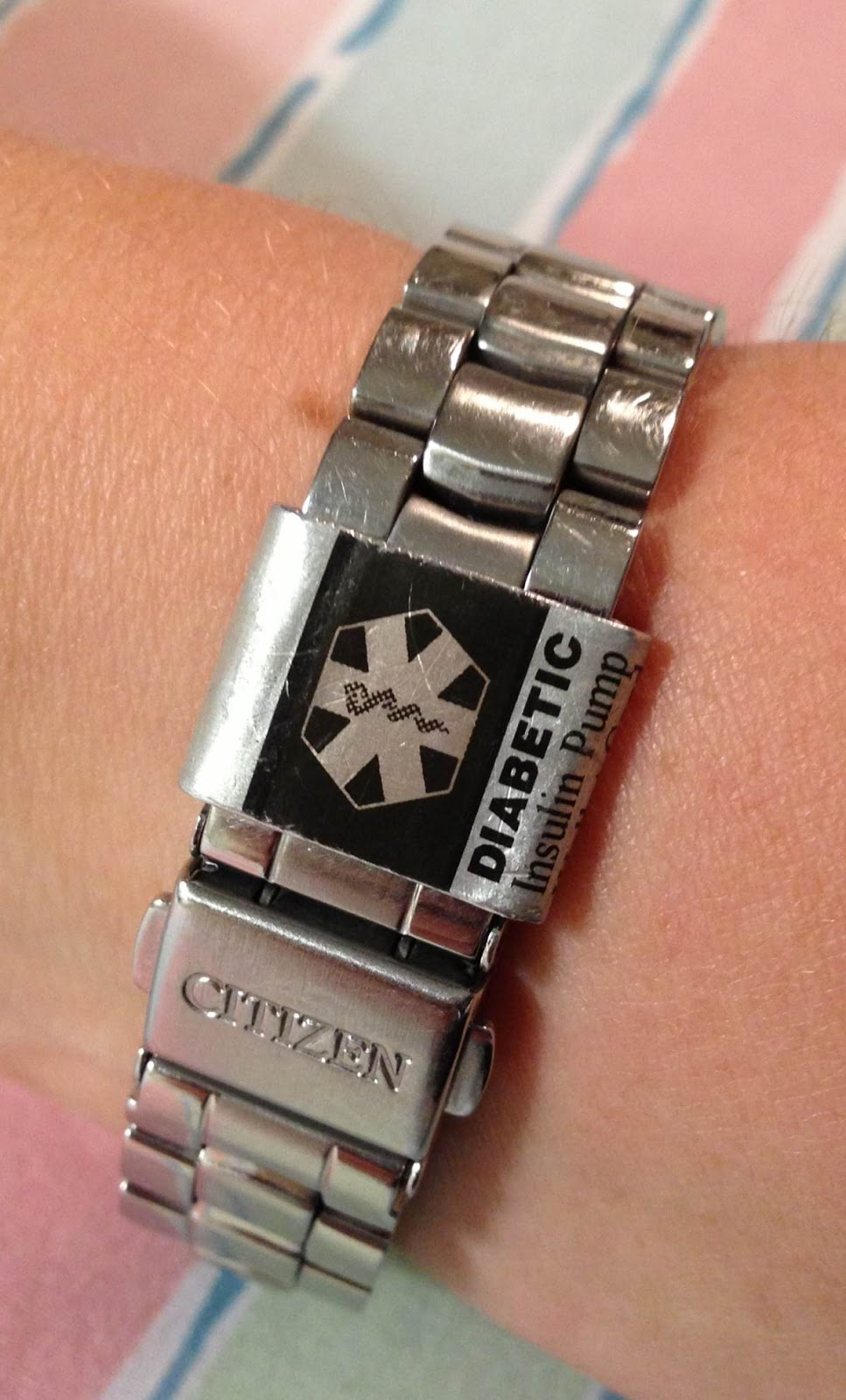 Medical Alert | Type ONEderful